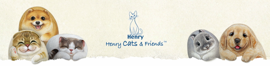 亨利屋家族 Henry Cats & Friends
